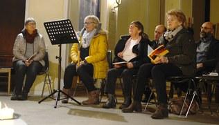 Vorschaubild Taizé Abendgebet in der Pfarrkirche