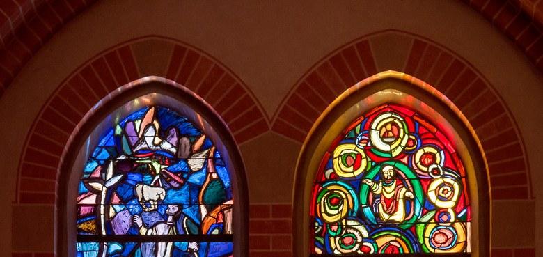 Die neue Sachlichkeit der Zwischenkriegszeit - Kirchenführung