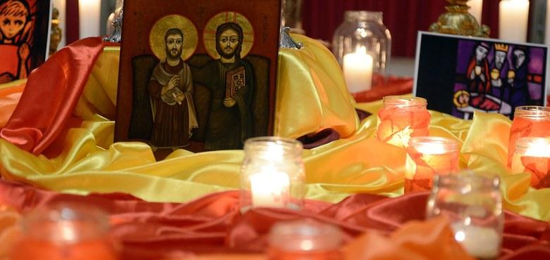 Taizé Abendgebet in der Pfarrkirche