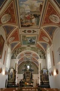 Gebharsdbergkapelle Innen
