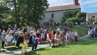Vorschaubild Gebhardsfest 2020 - die Zuversicht nicht wegwerfen