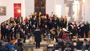 """Vorschaubild Grandi Amici: Gemeinschaftskonzert """"Brass meets Vocal"""""""