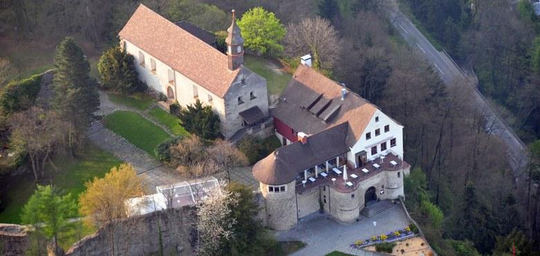 Kirchenführung - Hohenbregenz – Gebhardsberg - erst schwer zugängliche Burg, dann vielbesuchtes Wallfahrts- und Ausflugsziel