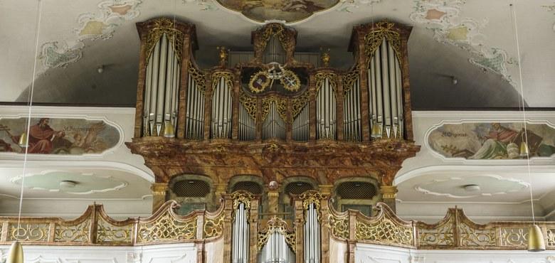 Kunst zum Gottesdienst in Bregenz St. Gallus