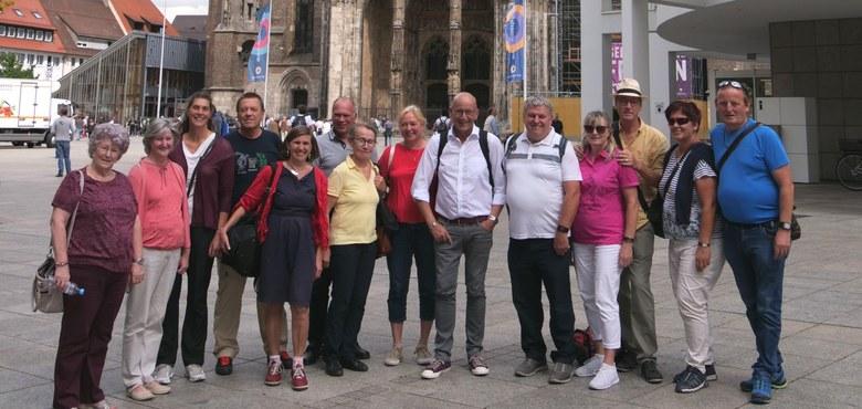 In Ulm, um Ulm und um Ulm herum