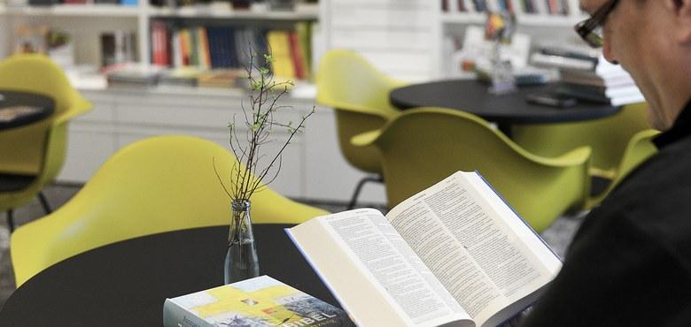Bibel teilen in St. Gebhard