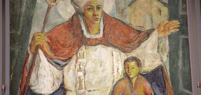 Gebhard Bischof von Konstanz in der Bregenzer Vorstadt - Kirchenführung