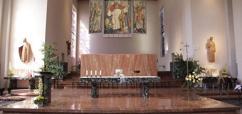 Patrozinium - St. Gebhard