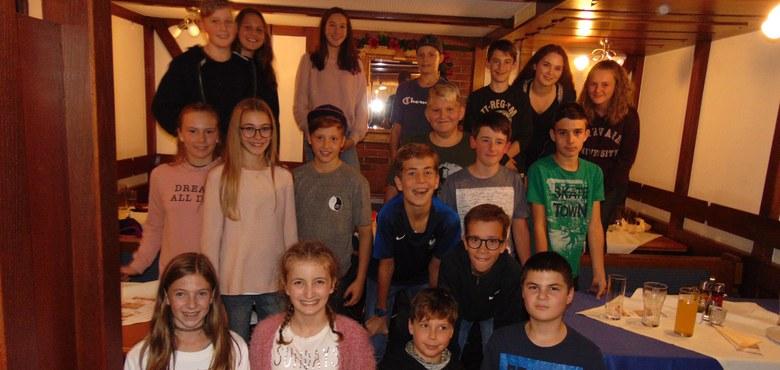 Neue Jugendgruppe 12+