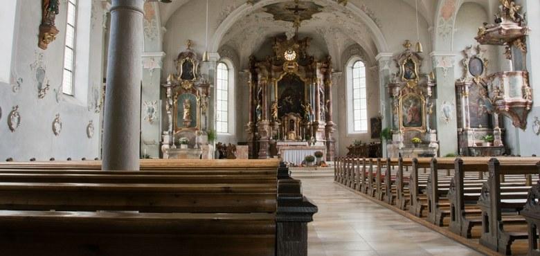 Kirchenführungen St. Gallus