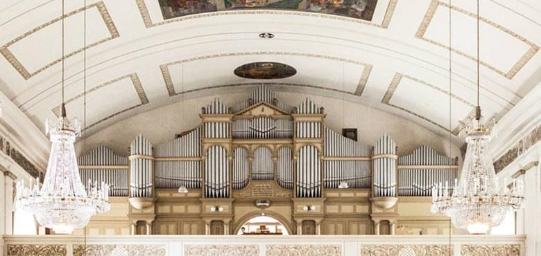 Orgelmusik zum Dornbirner Markt 2020