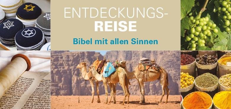 """Wanderausstellung """"Expedition Bibel"""""""