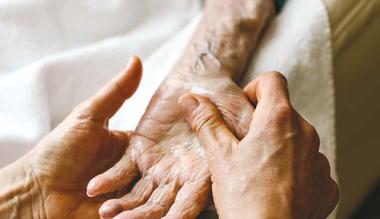Teaserbild für den Artikel Hospiz-Ausstellung: Leben > Tod
