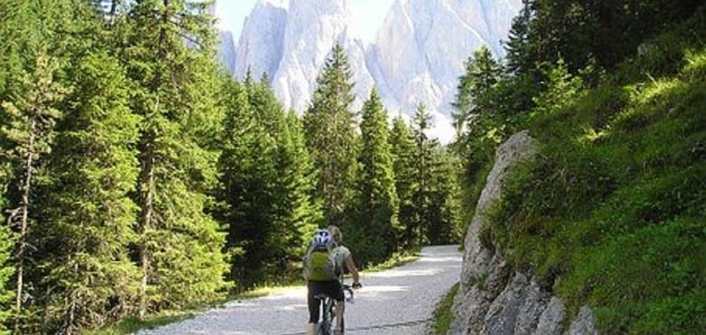 Radtour mit spirituellem Impuls