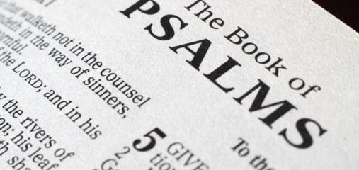 Schreibwerkstatt Psalmen