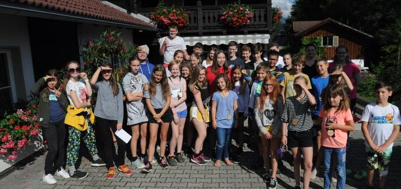 Sommerlager Schoren, Kehlegg, Oberdorf