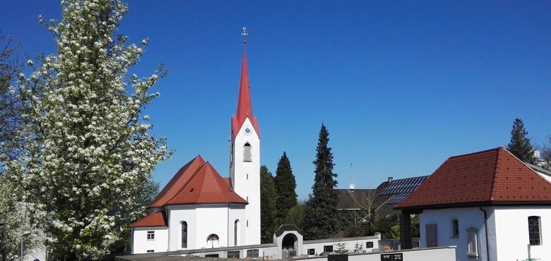 Geschichte der Wallfahrtskiche/Kapellen