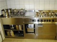 Pfarrsaalküche