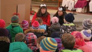 Vorschaubild Familiengottesdienst am 1. Adventsonntag