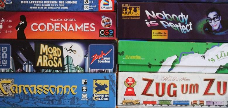 ABGESAGT:  Spieleabend für Erwachsene und Jugendliche
