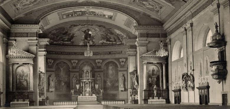 Geschichte der Pfarrkirche St. Martin