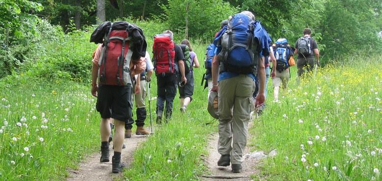 Am Jakobsweg von St. Anton nach Stuben (Spirituelle Wanderung)