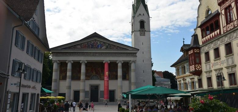 Orgelmusik zum Dornbirner Markt