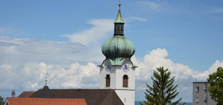 10:30 Festgottesdienst zum Patrozinium mit dem Kirchenchor, anschließend Pfarrcafé