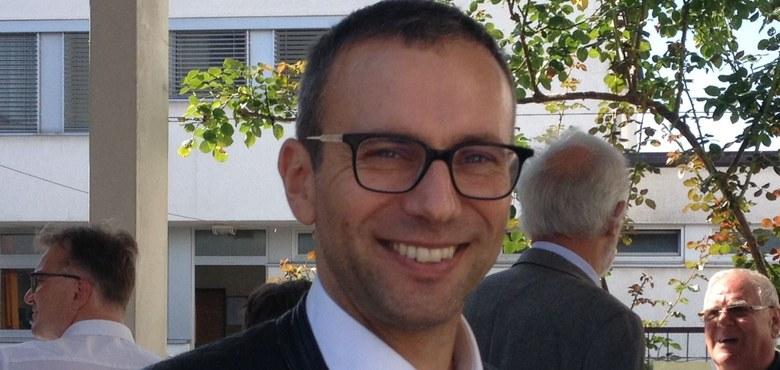 Grußwort Pfarrer Dominik Toplek