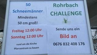 Vorschaubild Rohrbach Challenge