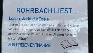 Vorschaubild Rohrbach LIEST