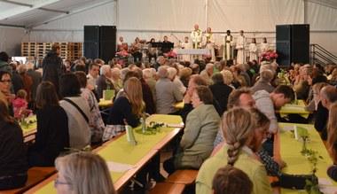 Teaserbild für den Artikel Festmesse - 40 Jahre Musikverein Rohrbach