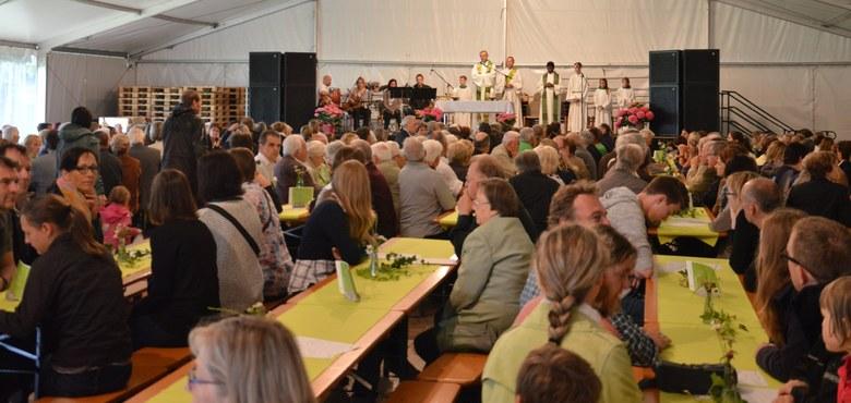 Festmesse - 40 Jahre Musikverein Rohrbach