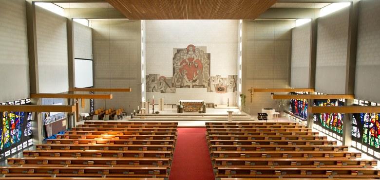 Sommerkirche - Komm rein und schau die Pfarrkirche an