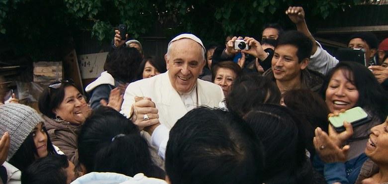 Papst Franziskus. Ein Mann seines Wortes - Filmgespräch
