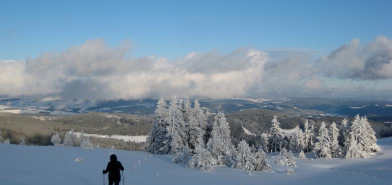 Spirituelle Schneeschuhwanderung