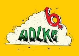 Logo Wolke 6