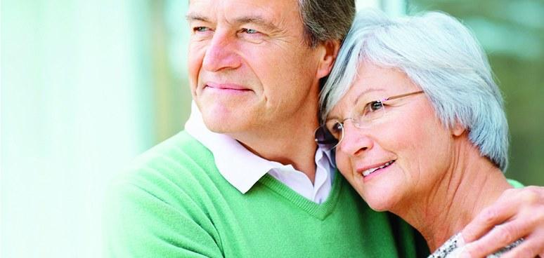 Altersunterschied bei Paaren