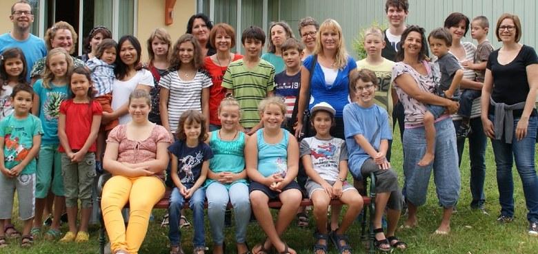 Ferienwoche in Nördlingen 2013 - So, Gsell so!