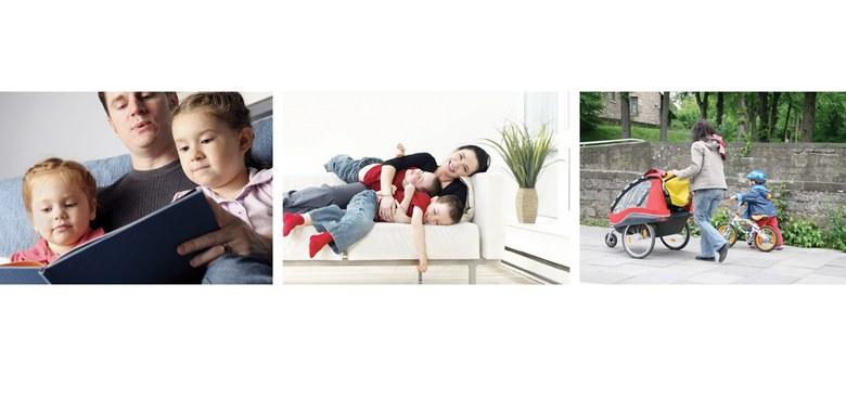 Gruppe für alleinerziehende Eltern