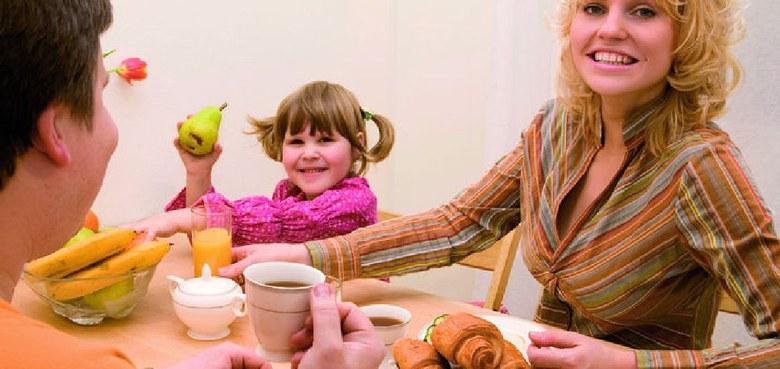 Sonntagsfrühstück - Gesprächsrunde für Alleinerziehende