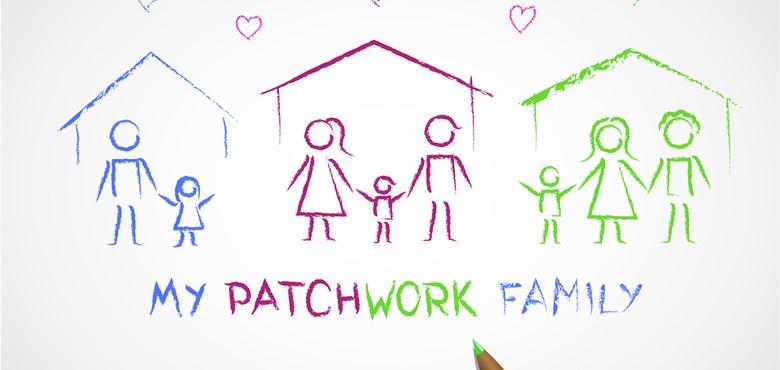 Patchworkfamilie - du und ich, deine, meine, unsere Kinder