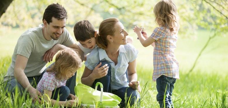Rituale im Familienalltag