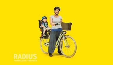 Teaserbild für den Artikel Radius Fahrradwettbewerb