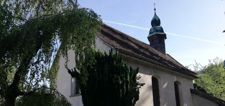 Neuer Raum der Stille in der Kapelle St. Karl