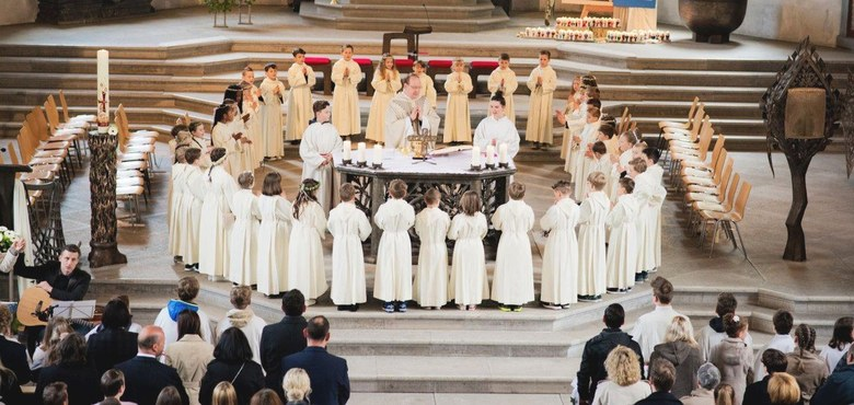 Taufe / Erstkommunion / Firmung