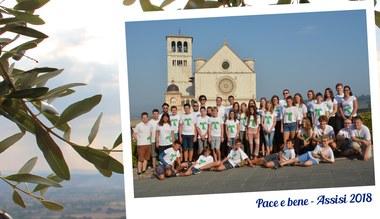 Teaserbild für den Artikel Assisi-Fest