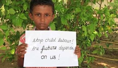Tesaserbild für den Artikel Kinderarbeit steigt - Kampagne beginnt!