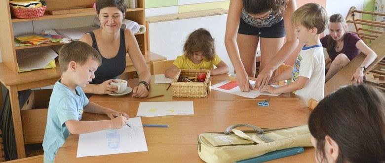 Tesaserbild für den Artikel Kinderrechte – Spiel, Freizeit und Erholung
