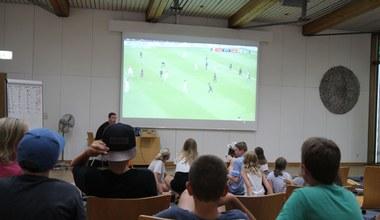 Teaserbild für den Artikel Minis im Fußballfieber